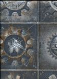 Steampunk Wallpaper G56229 By Galerie